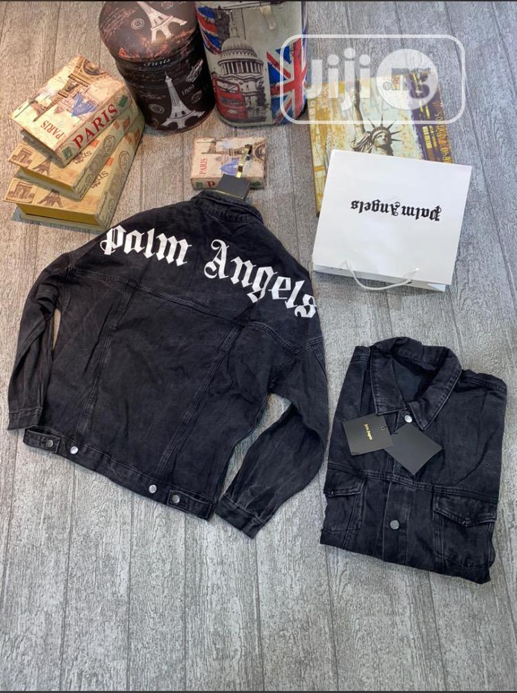 Archive: Orginal Palm Angels Jean Jacket