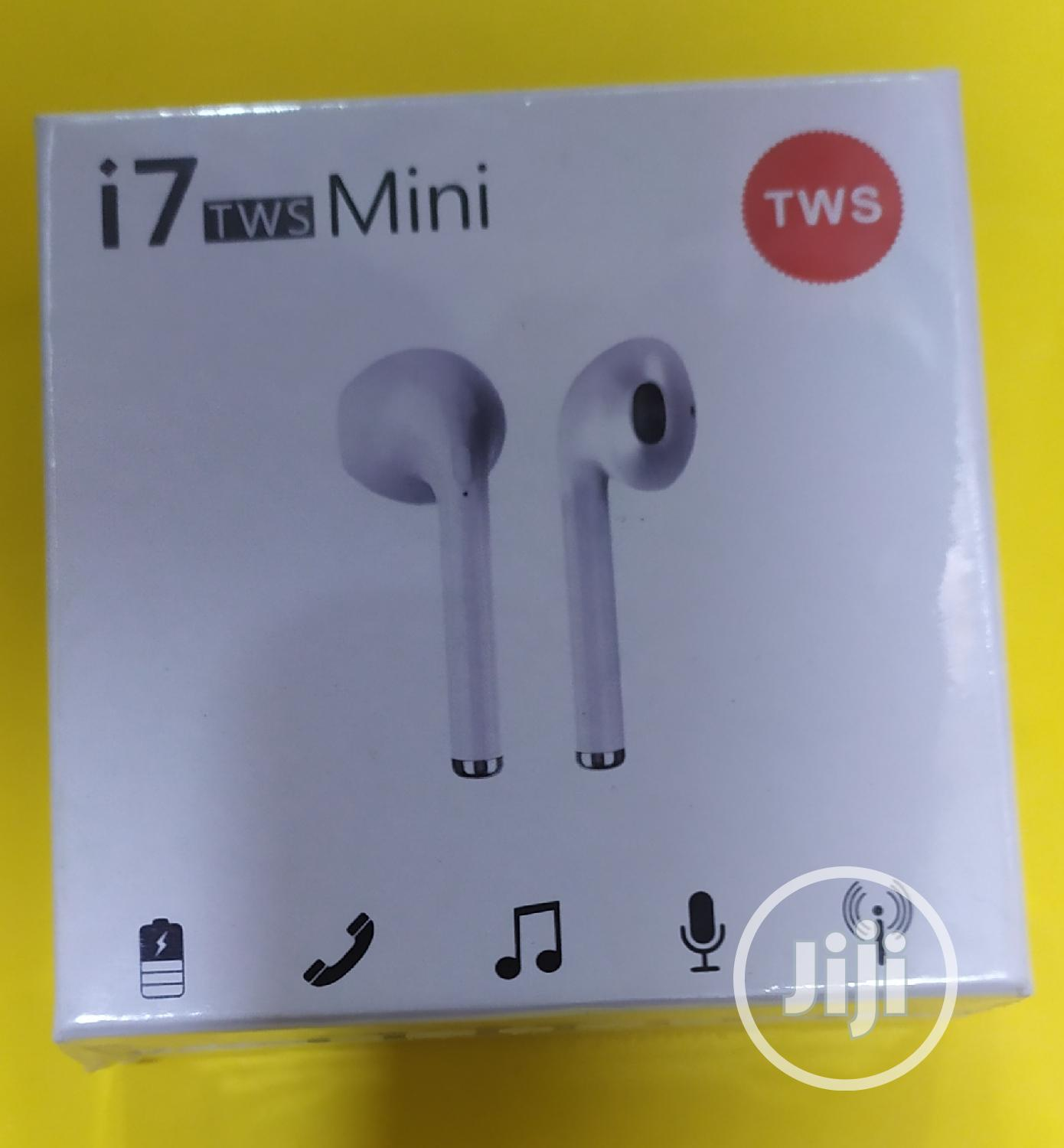 I7 Tws Mini | Accessories for Mobile Phones & Tablets for sale in Ojo, Lagos State, Nigeria