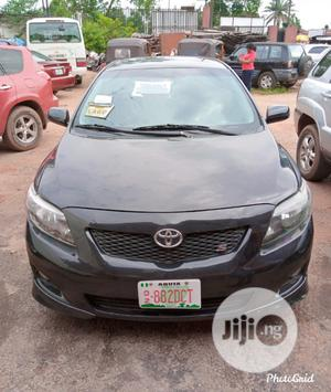 Toyota Corolla 2009 Black   Cars for sale in Anambra State, Onitsha