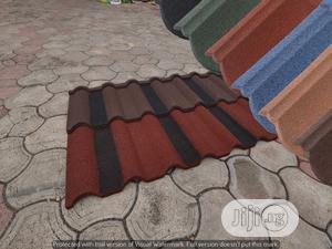 First-Rate Roof Tiles With Distinguished Stone Coating Bond | Building Materials for sale in Lagos State, Ajah