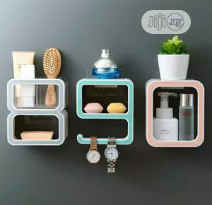 8 Shape Bathroom Organizer   Home Accessories for sale in Lagos State, Lagos Island (Eko)