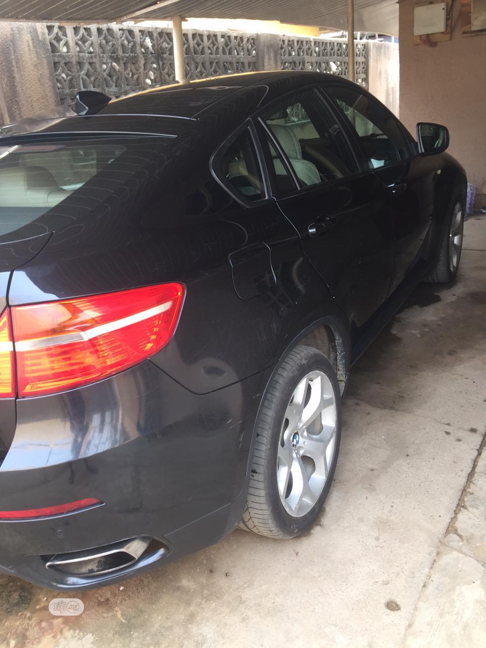 Archive: BMW X6 2009 xDrive 35d Black