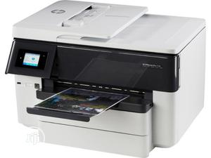 HP Officejet Pro 7740 Wide Format AIO | Printers & Scanners for sale in Lagos State, Ikeja