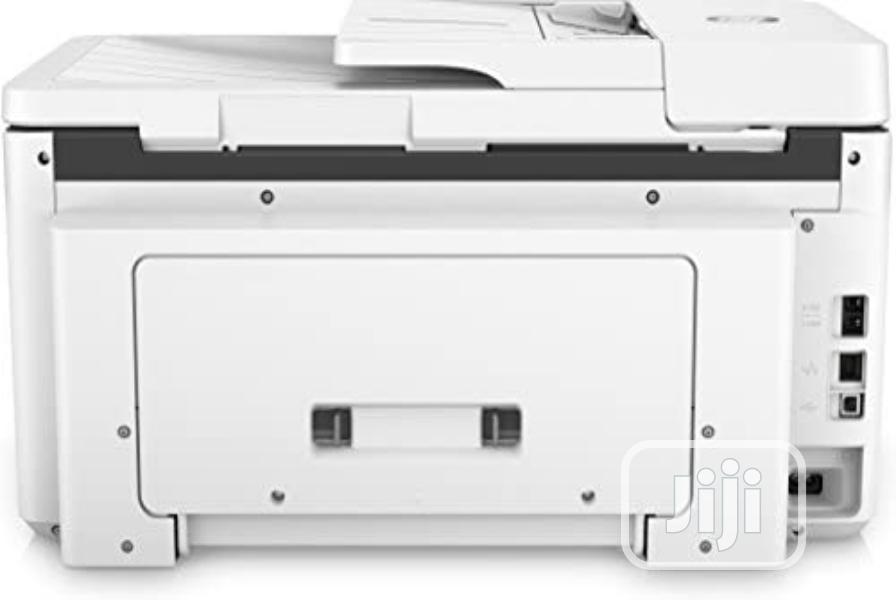 HP Officejet Pro 7720 AIO Y0S18AA80 Multifunction Printers   Printers & Scanners for sale in Ikeja, Lagos State, Nigeria