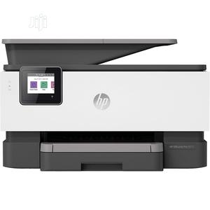 HP Officejet Pro 9013-1KR49B Wireless Printer All-in-one | Printers & Scanners for sale in Lagos State, Ikeja