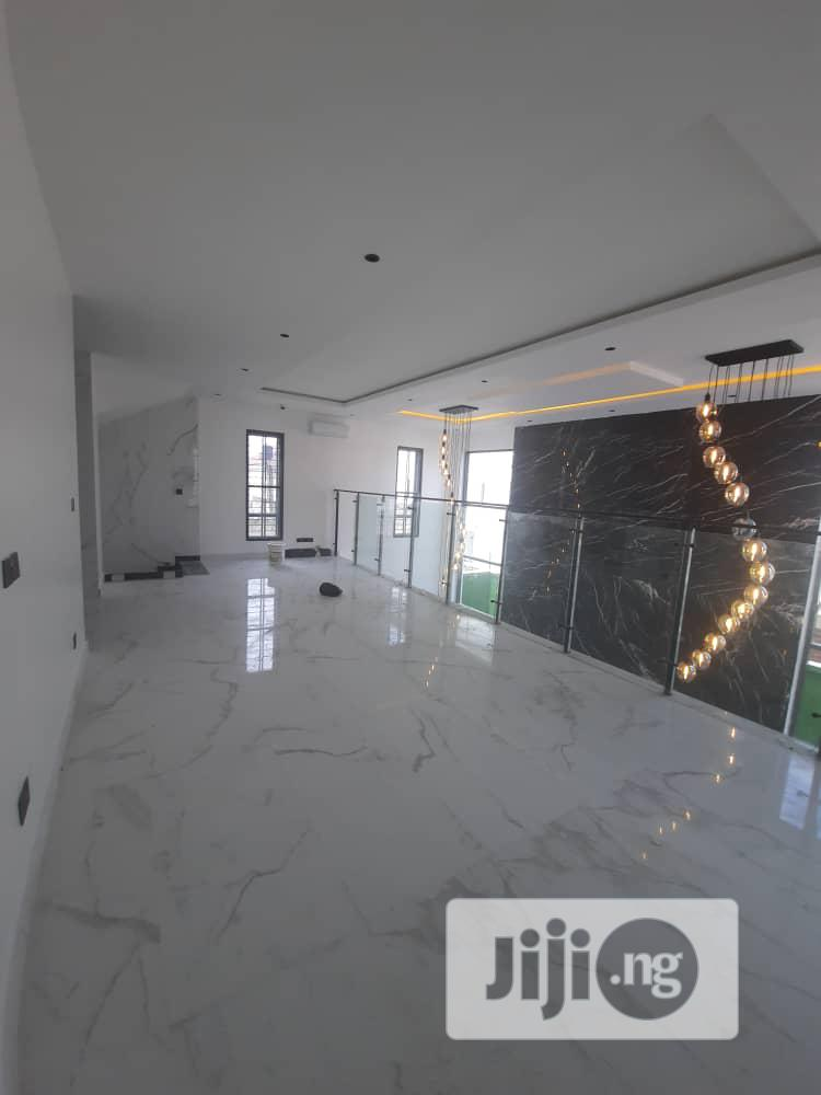 Beautiful 5bedroom Fully Detached Duplex With Cinema | Houses & Apartments For Sale for sale in Lekki, Lagos State, Nigeria