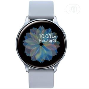 Samsung Galaxy Watch Active 2 40mm – Silver | Smart Watches & Trackers for sale in Lagos State, Ikeja