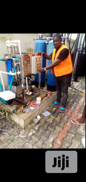 Water Treatment Machines R O Osmosis Machi 3 Membrane | Manufacturing Equipment for sale in Lagos State, Orile