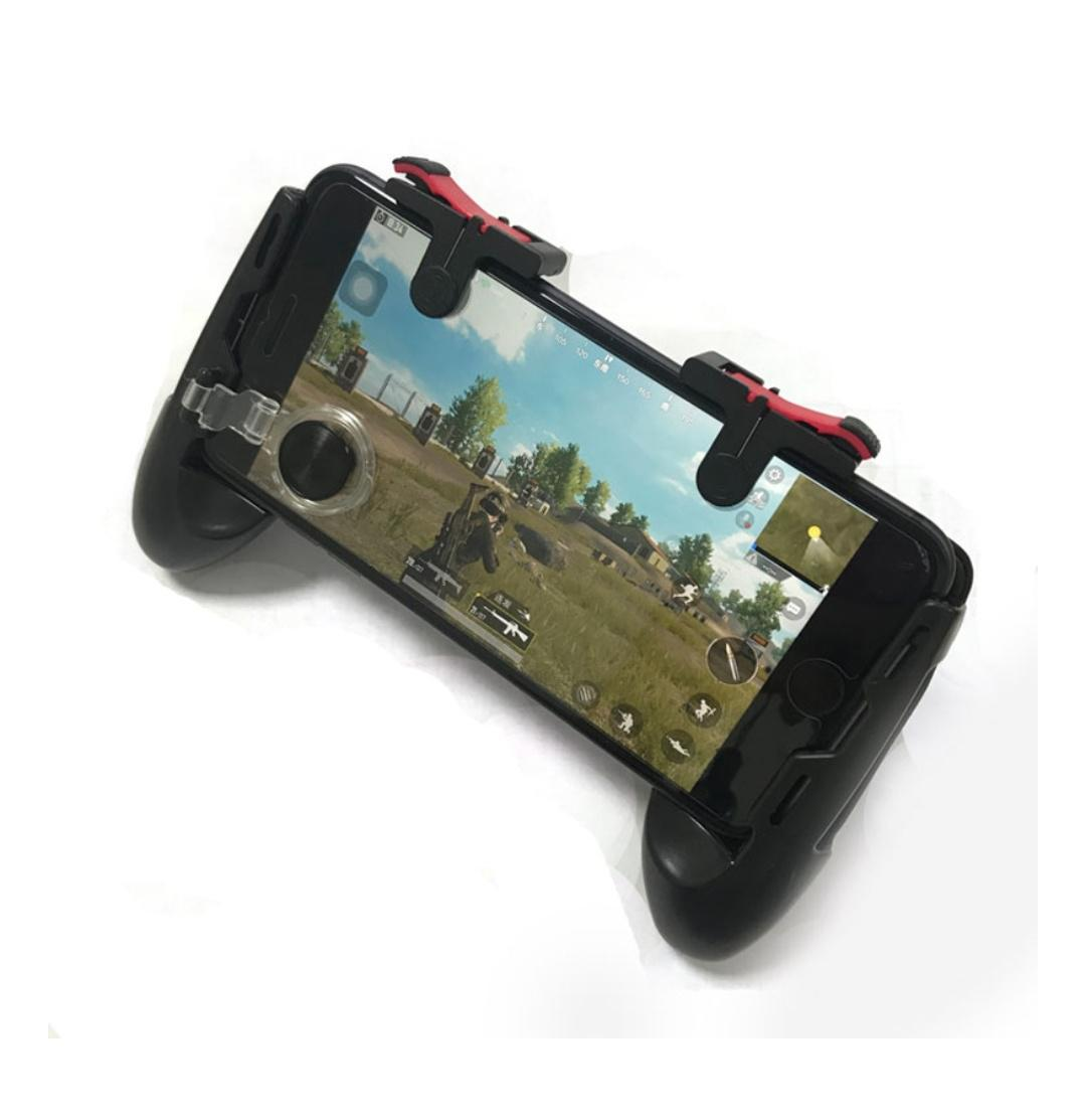 Gamepad Controller With Joystick Trigger For IOS & Android