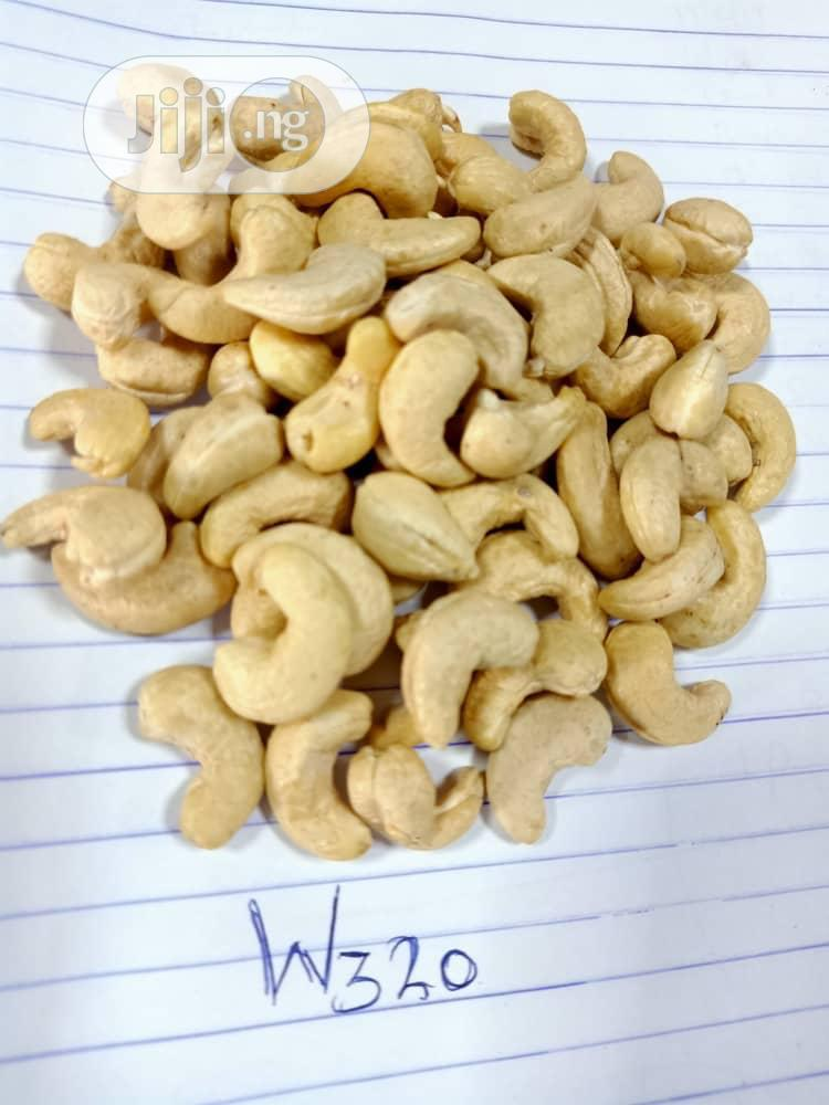 Archive: Cashew Nuts