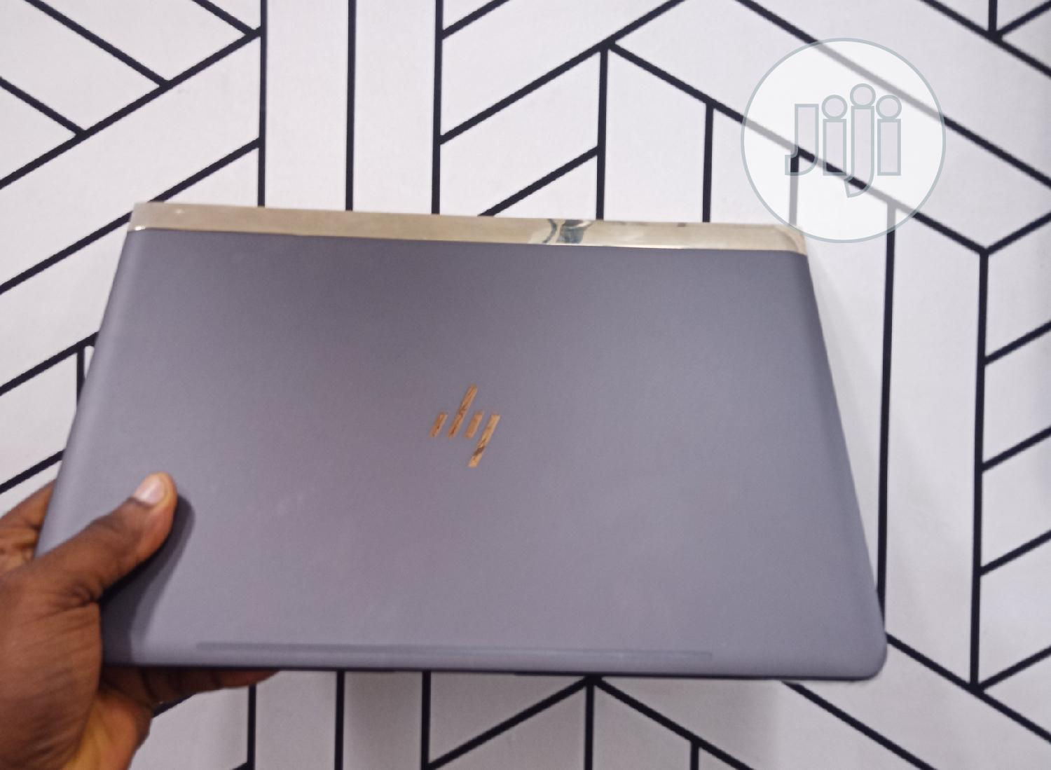 Laptop HP Spectre 13 8GB Intel Core I7 SSD 256GB | Laptops & Computers for sale in Ikeja, Lagos State, Nigeria
