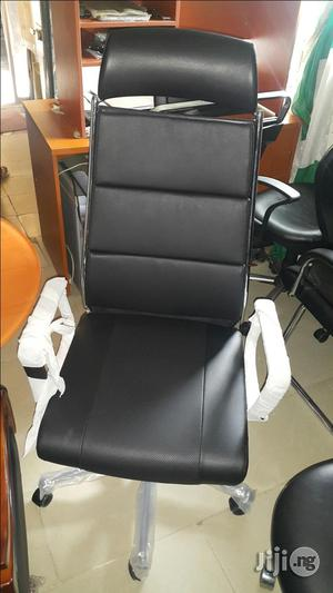 Italian Leather Executive Office Chair Model - Eme003 | Furniture for sale in Lagos State, Yaba