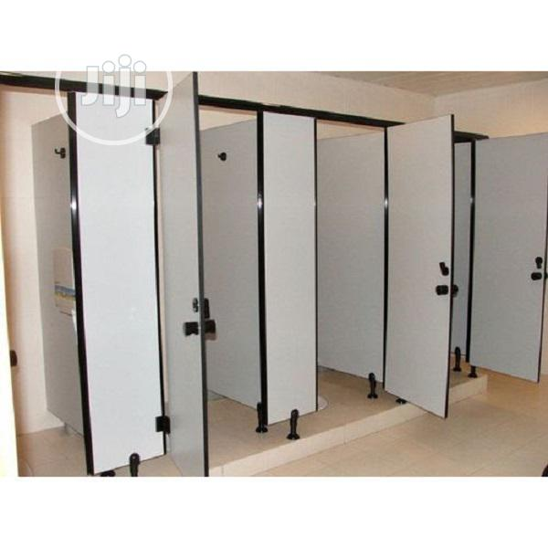 Toilet And Office Partition   Building & Trades Services for sale in Agege, Lagos State, Nigeria