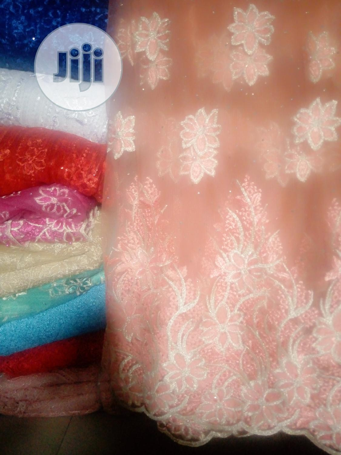High Quality Lace Fabrics   Clothing for sale in Port-Harcourt, Rivers State, Nigeria
