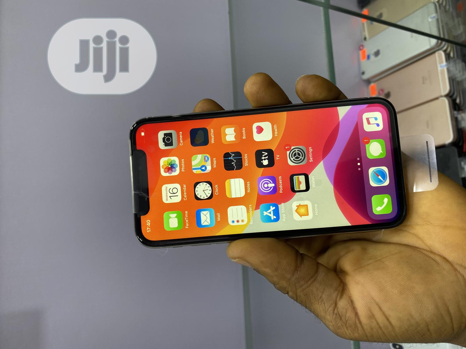 Apple iPhone X 64 GB Gray | Mobile Phones for sale in Ikeja, Lagos State, Nigeria