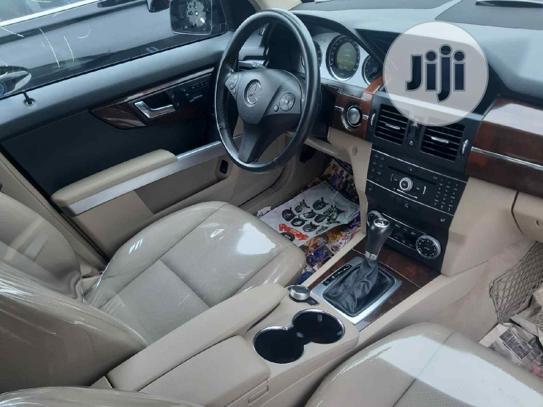 Archive: Mercedes-Benz GLK-Class 2012 350 4MATIC Blue