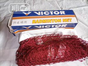 New Victor Badminton Net | Sports Equipment for sale in Rivers State, Port-Harcourt