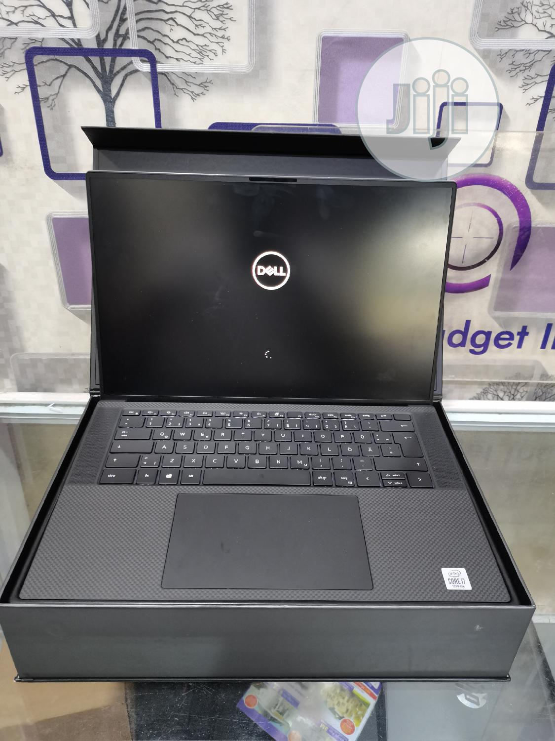 New Laptop Dell XPS 15 32GB Intel Core i7 SSD 1T | Laptops & Computers for sale in Wuse 2, Abuja (FCT) State, Nigeria