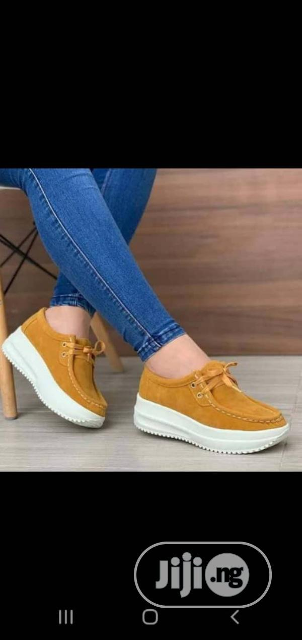 New Quality Turkey Female Sneakers Shoes | Shoes for sale in Isolo, Lagos State, Nigeria