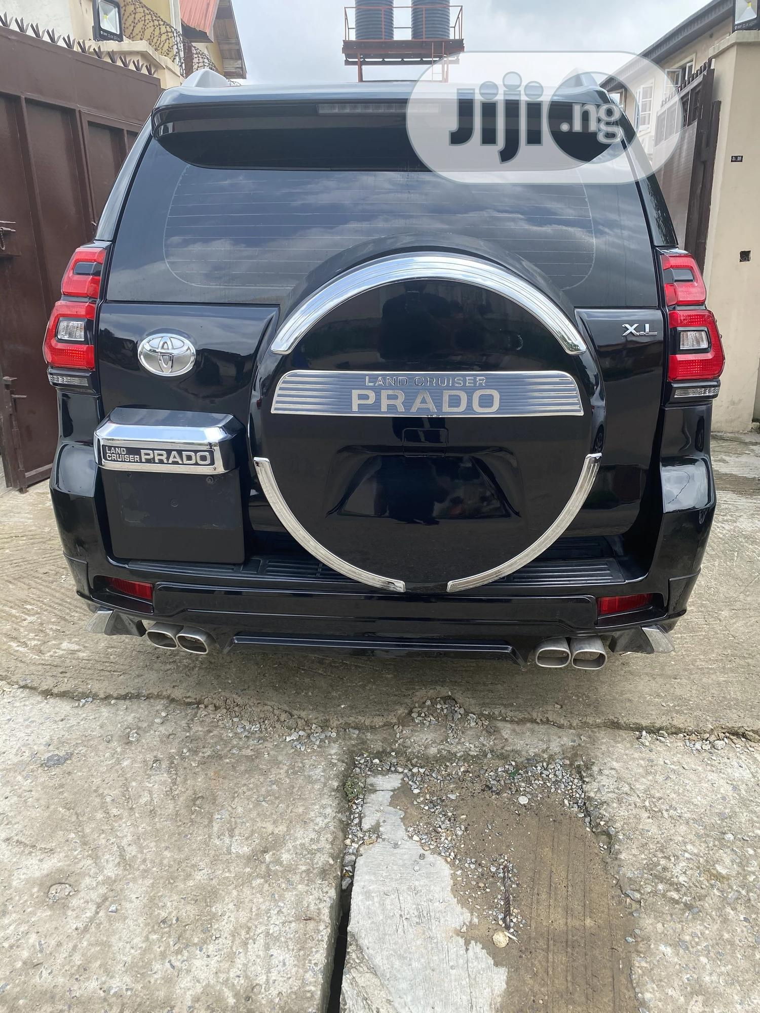 Toyota Land Cruiser Prado 2011 Black | Cars for sale in Magodo, Lagos State, Nigeria