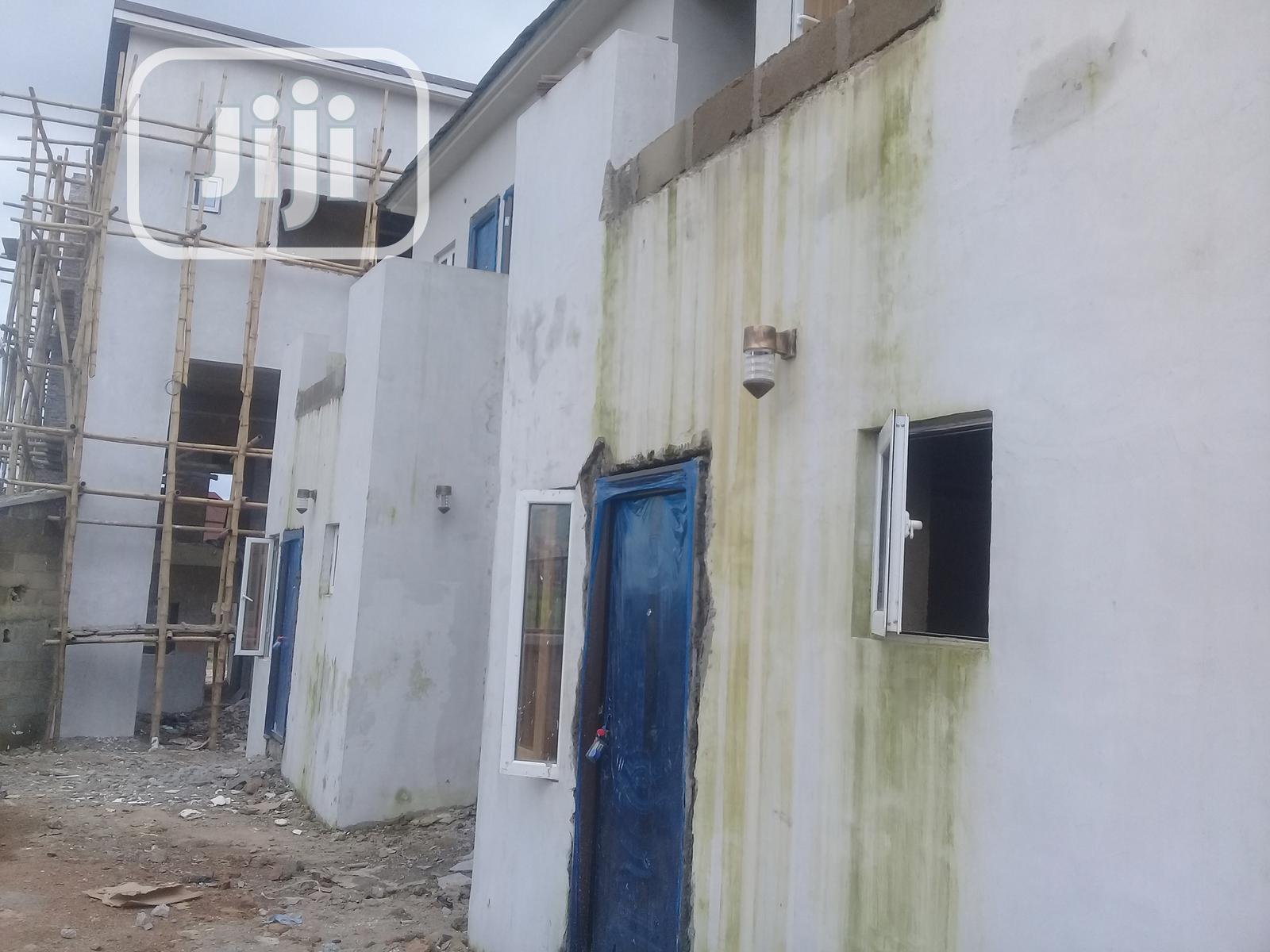 Archive: New 3 Bedroom Terrace Duplex+Bq For Sale At Karniz Homes