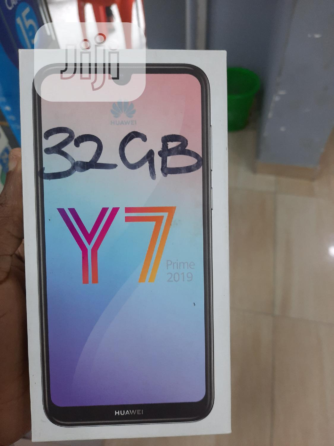 New Huawei Y7 Prime 32 GB | Mobile Phones for sale in Port-Harcourt, Rivers State, Nigeria