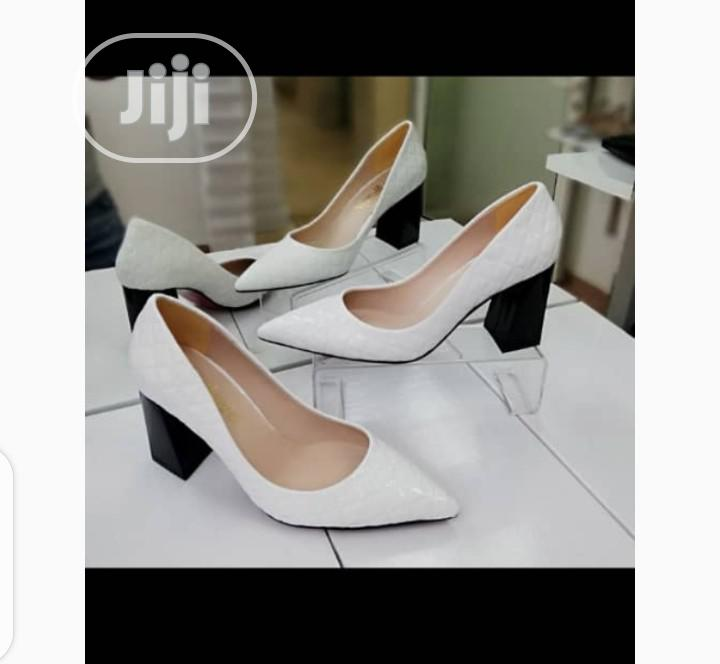 New Quality Block Heel Cover Shoes | Shoes for sale in Isolo, Lagos State, Nigeria