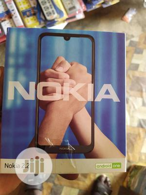 New Nokia 2.2 16 GB Black | Mobile Phones for sale in Lagos State, Alimosho