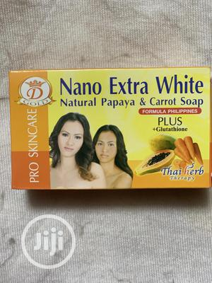 Nano Extra Whitening Soap | Bath & Body for sale in Lagos State, Abule Egba