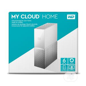 WD 6TB My Cloud Home Personal Cloud Storage   Computer Hardware for sale in Lagos State, Ikeja