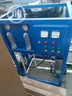4 Membrane Osmosis Machi Water Treatment R O | Manufacturing Equipment for sale in Lagos State, Orile