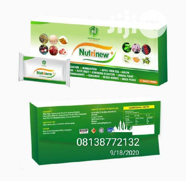 Archive: Nutrinew+ Double Stem Cell Supplement