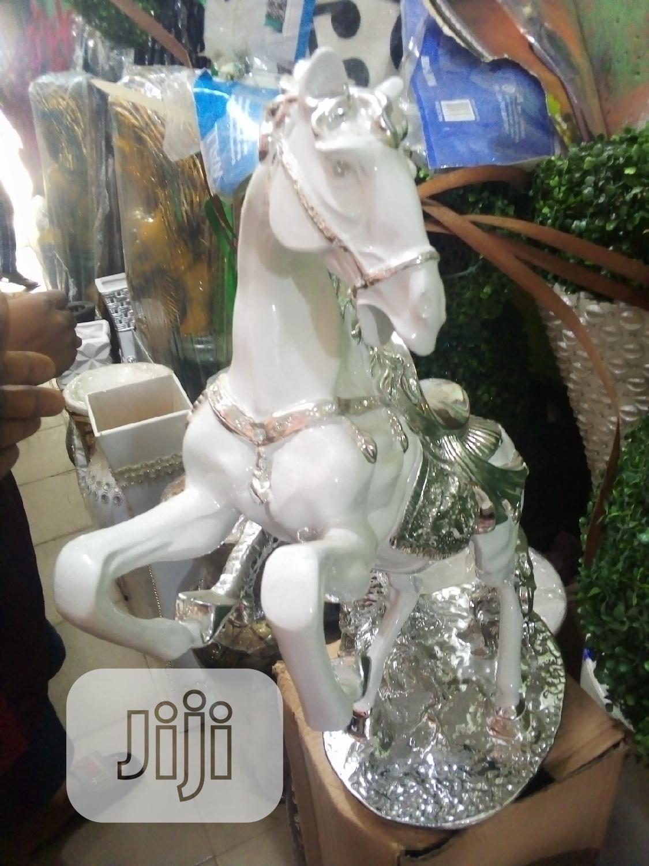 Super Unique Ceramics Horse Home And Office Decor