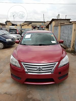 Nissan Sentra 2013 SV Red | Cars for sale in Lagos State, Alimosho