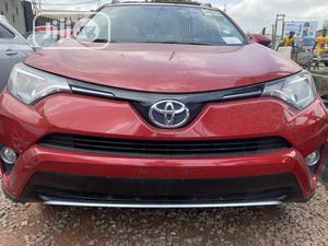 Toyota RAV4 2016 XLE AWD (2.5L 4cyl 6A) Red | Cars for sale in Lagos State, Ikeja