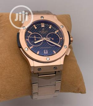 Beautiful Brown Hublot Wristwatch   Watches for sale in Lagos State, Ikeja
