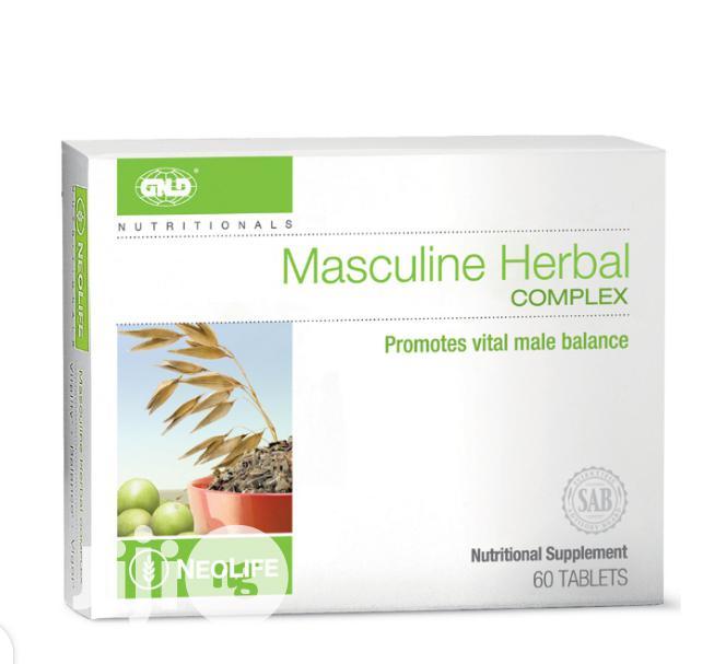 Archive: Masculine Herbal Complex, Feminine Herbal Complex, Tre-en-en