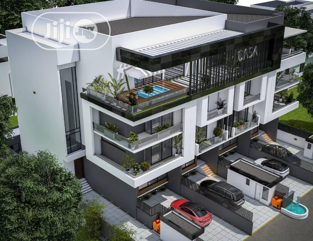 STUNNING Luxury 5bedroom Spacious Town Houses in Ikoyi | Houses & Apartments For Sale for sale in Ikoyi, Lagos State, Nigeria