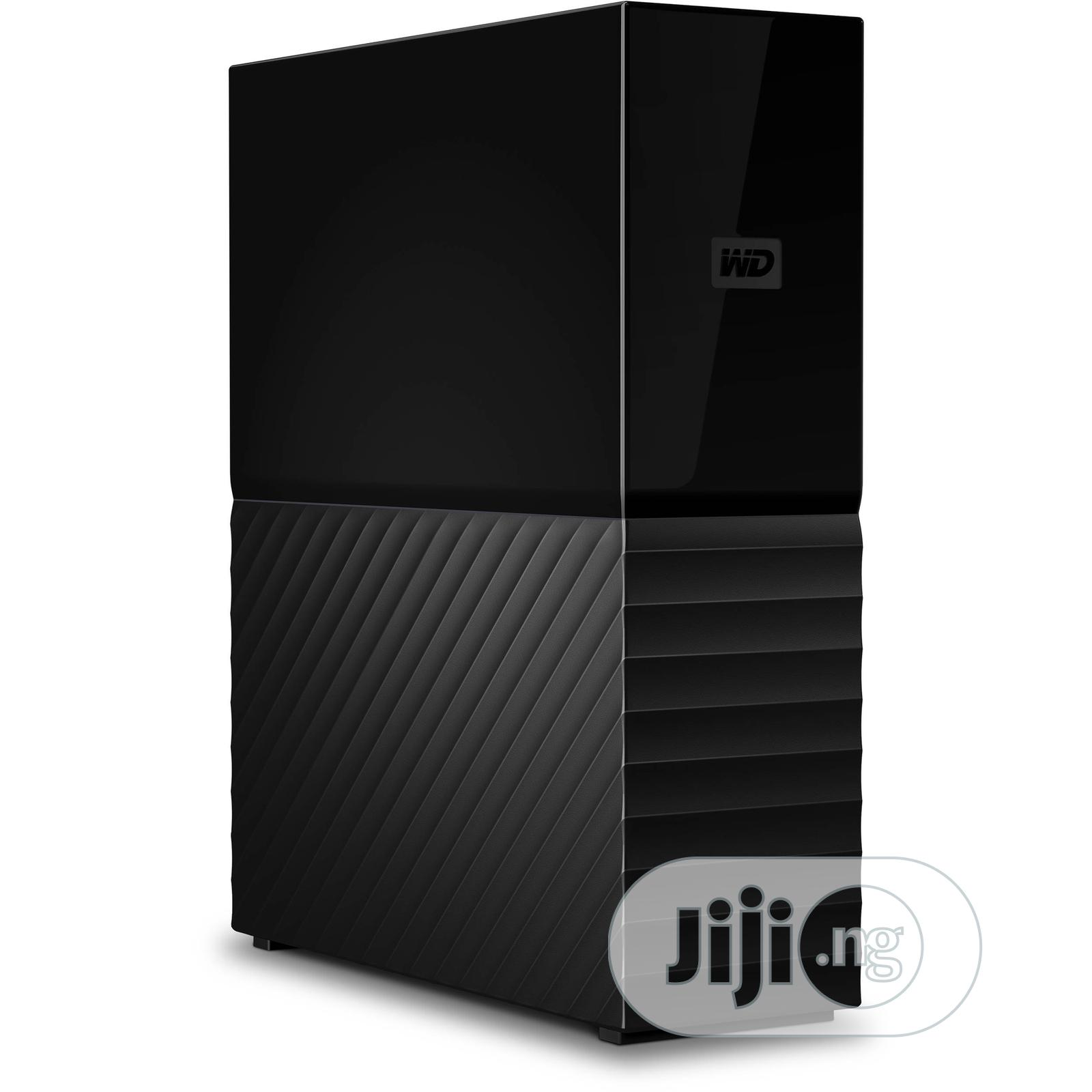 8TB My Book Desktop USB 3.0 External Hard Drive