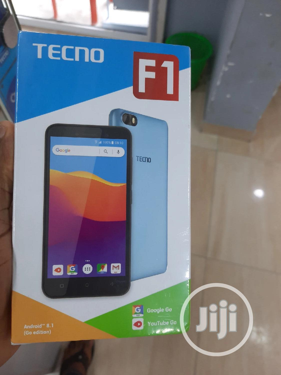 New Tecno F1 8 GB | Mobile Phones for sale in Port-Harcourt, Rivers State, Nigeria
