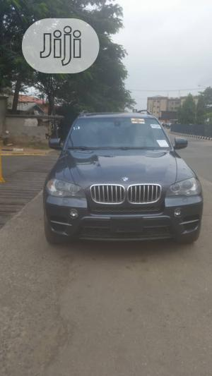 BMW X5 2012 Black | Cars for sale in Lagos State, Ipaja