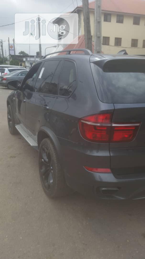 BMW X5 2012 Black | Cars for sale in Ipaja, Lagos State, Nigeria