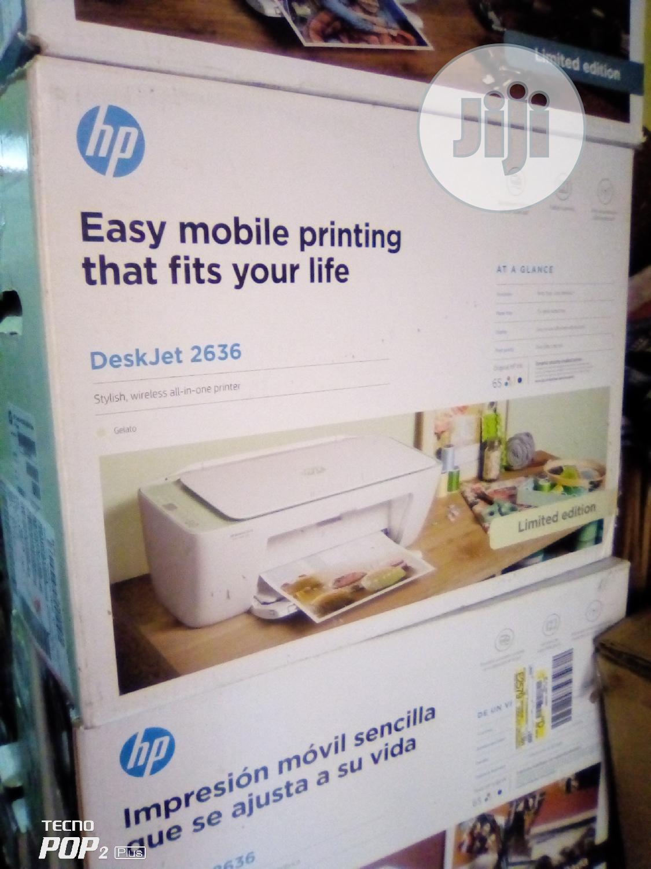 HP 2636 Wireless Printer