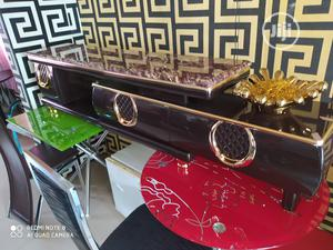Adjustable Marble Top TV Shelf   Furniture for sale in Abuja (FCT) State, Central Business District