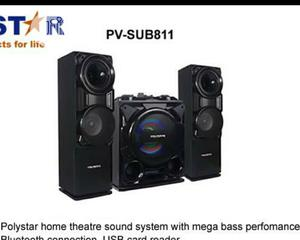 Polystar Home Theater Pv-sub811   Audio & Music Equipment for sale in Kwara State, Ilorin East
