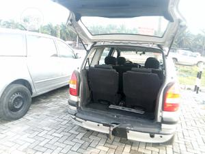 Opel Zafira 2003 Gray   Cars for sale in Lagos State, Ajah
