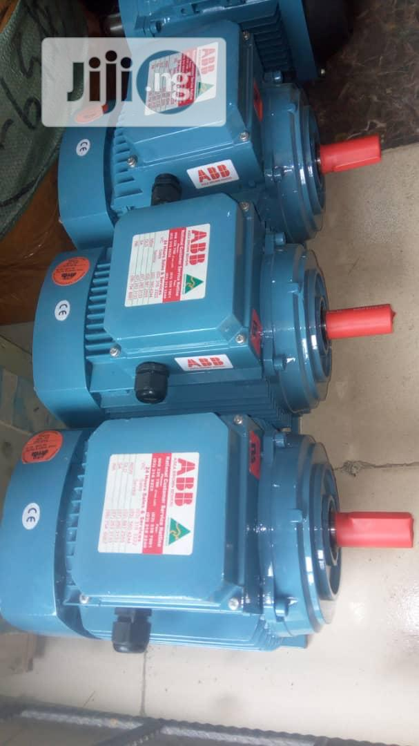 10hp Abb Electric Motor