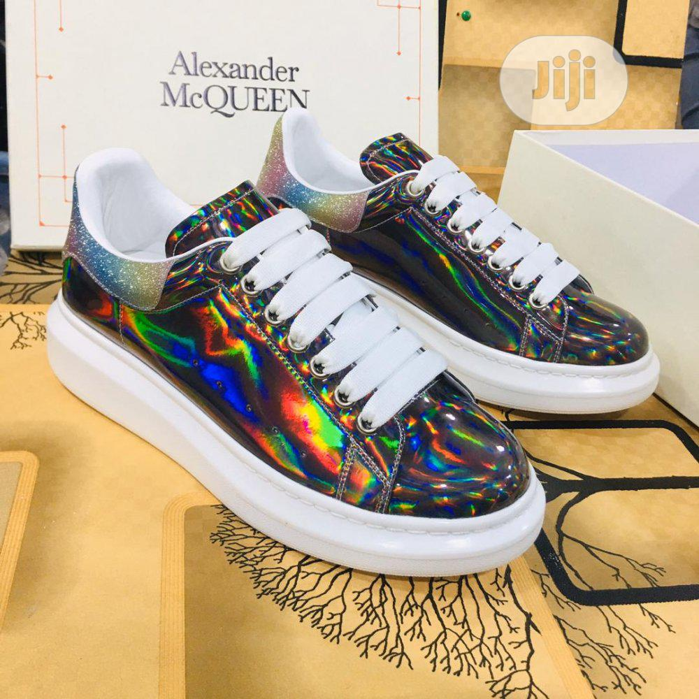 McQueen Leather Sneaker - Alexander D111 | Shoes for sale in Alimosho, Lagos State, Nigeria