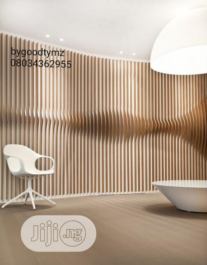 Parametric Wall Panels/Furniture/Interior