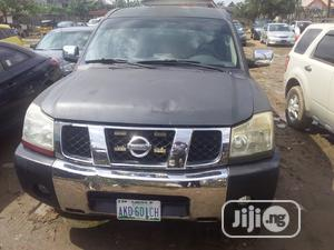 Nissan Titan 2006 Black | Cars for sale in Lagos State, Alimosho